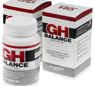 GH Balance – Naturalny oraz bezpieczny hormon wzrostu zezwoli Ci osiągnąć niezwykłe efekty podczas ćwiczeń