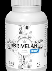 Drivelan Ultra – Poczuj się znów jak facet i stań na wysokości zadania! Rewolucyjna formuła, prosty skład oraz maksymalizacja rezultatów!