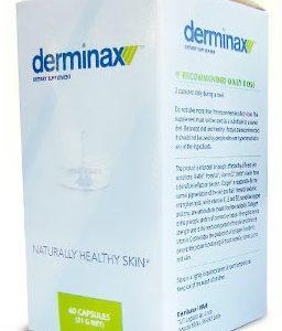 Derminax – Pozbądź się pryszczy oraz trądziku za pomocą jednej kuracji specjalnymi pastylkami!