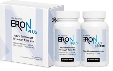 Eron Plus – Walka z zaburzeniami erekcji przenigdy nie była tak prosta! Wypróbuj to sam juz dzisiaj!