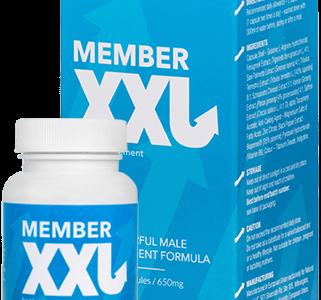 Member XXL – twój towarzysz w walce z małym członkiem