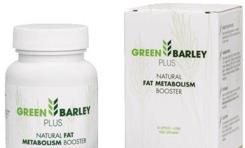 Green Barley Plus – Przetestuj maksymalną moc spalania tłuszczu oraz usuń toksyny!