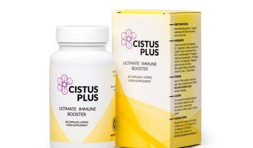 Cistus Plus – Usprawnij własny system odpornościowy dzięki nowatorskiemu specyfikowi jakim jest Cistus Plus!