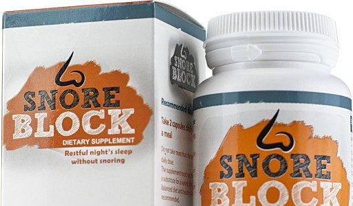 SnoreBlock – Zagwarantuj sobie zdrowy sen, i także innym pozwól spokojnie spać!