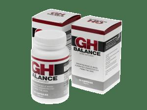GH Balance – Uzyskaj umięśnione ciało bez zbytecznego tłuszczu w kilka tygodni