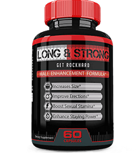 Long&Strong – Prosty sposób na większą i wytrzymalszą erekcję