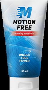 Motion Free – Ból stawów nigdy nie był tak łatwy do usunięcia