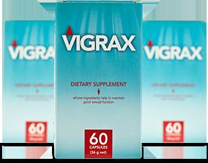 Vigrax – Pastylki na potencję zapewniające dłuższe radowanie się seksem!