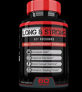 Long&Strong – Dłuższa, mocniejsza oraz twardsza erekcja? Wypróbuj ów doskonały suplement!