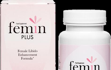 Femin Plus – Zadbaj o własne damskie libido ze skutecznym suplementem!