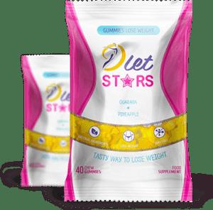 Diet Stars – Odchudzanie może być przyjemne oraz niezwykle ekspresowe!
